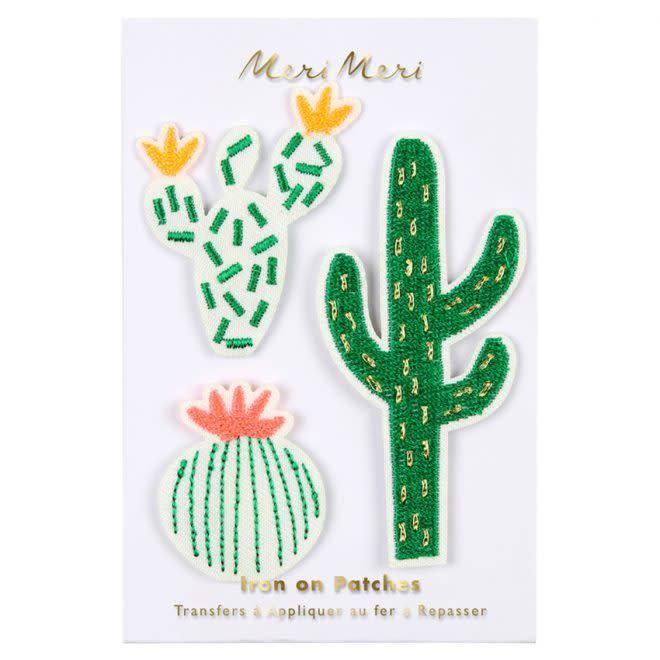 MERIMERI Cacti patches
