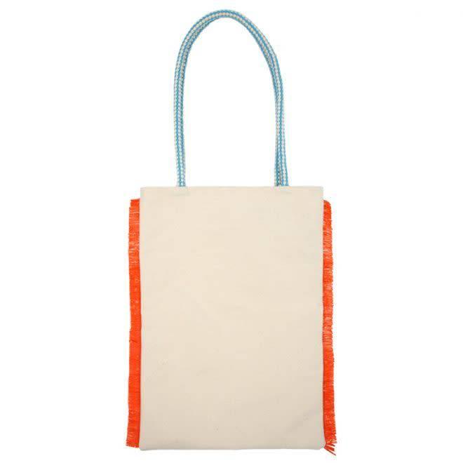 MERIMERI Fringe bag