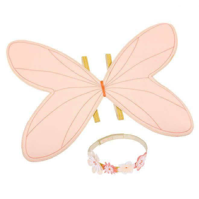 MERIMERI Fairy wings dress up kit