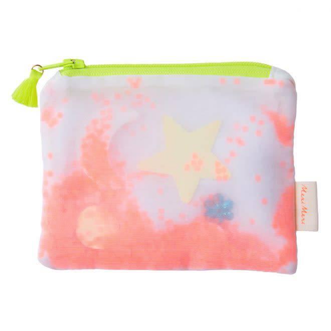 MERIMERI Organdie purse