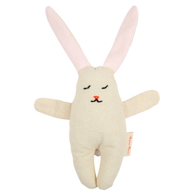 MERIMERI Pyjamas & bunny doll dress-up kit