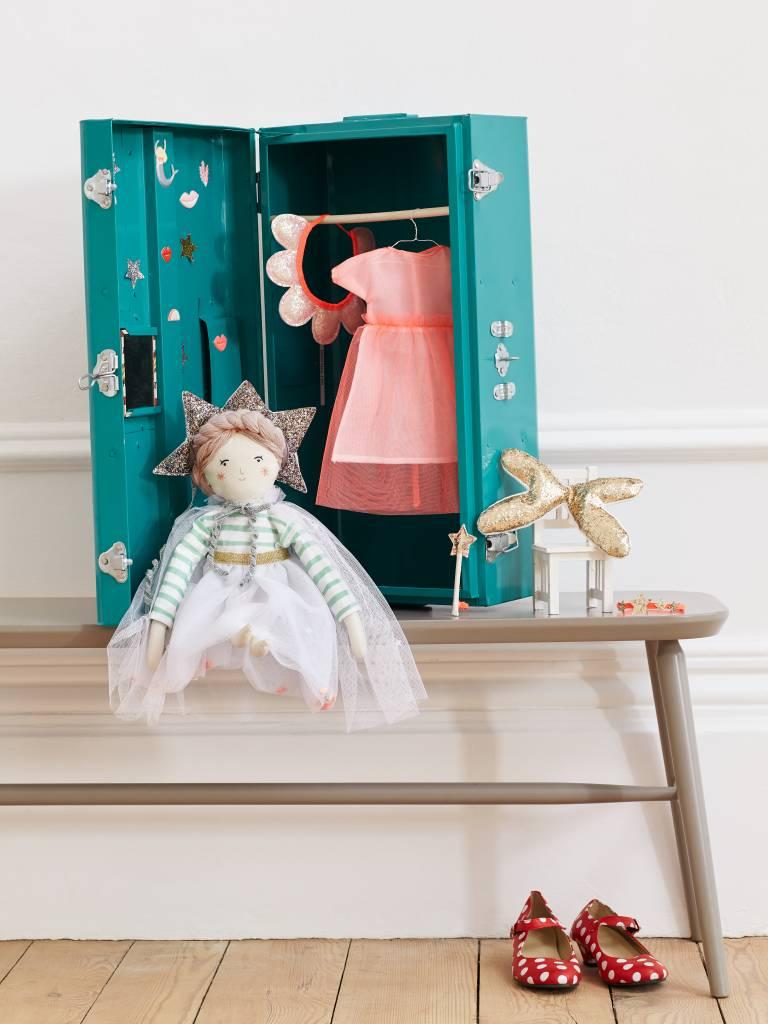 MERIMERI Flower doll dress-up kit