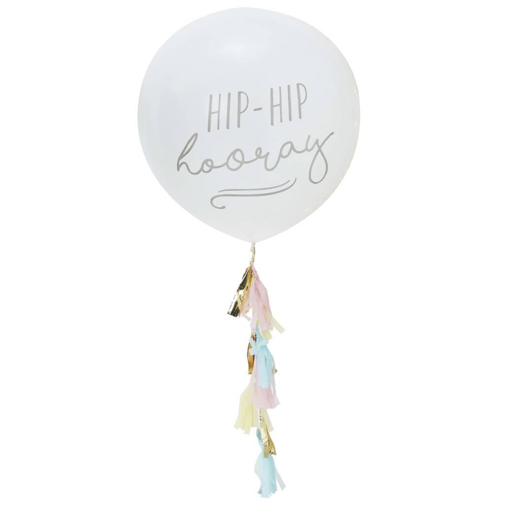 GINGERRAY LARGE HIP HIP HOORAY BALLOON KIT - PICK & MIX