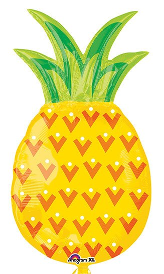 SMP pineapple foil balloon 79 cm