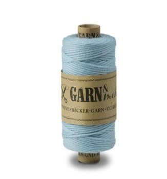 Garn & Mehr bakers twine light blue
