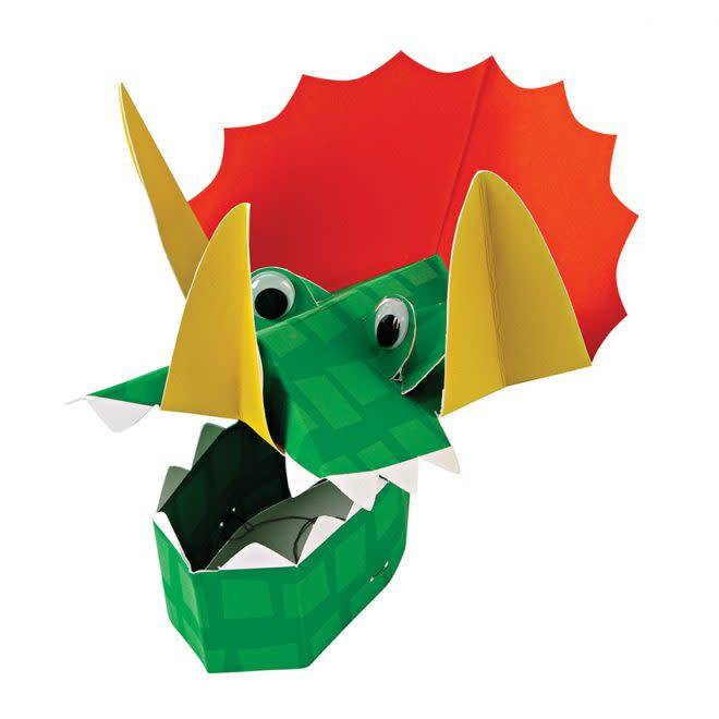 MERIMERI Dinosaur party hats