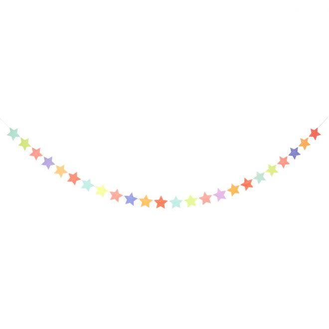 MERIMERI Multi star garland