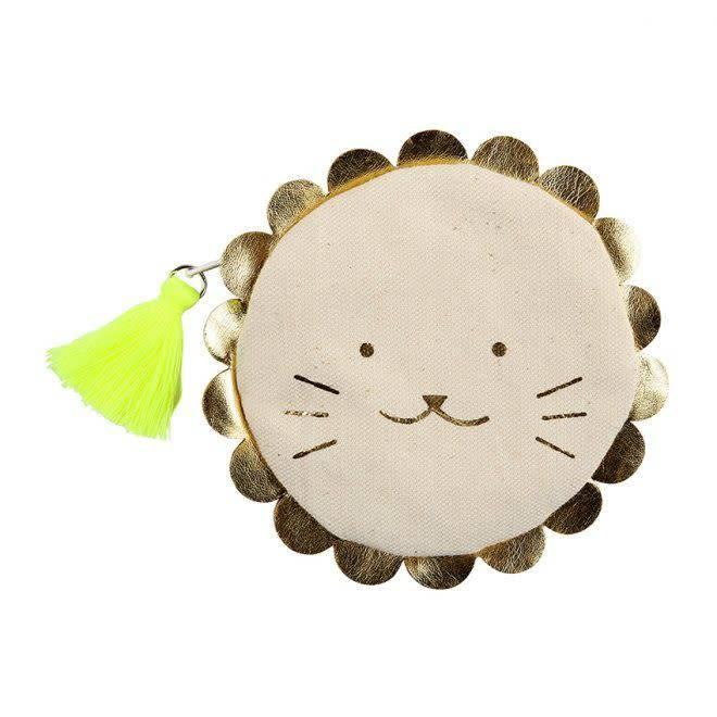 MERIMERI lion pouch