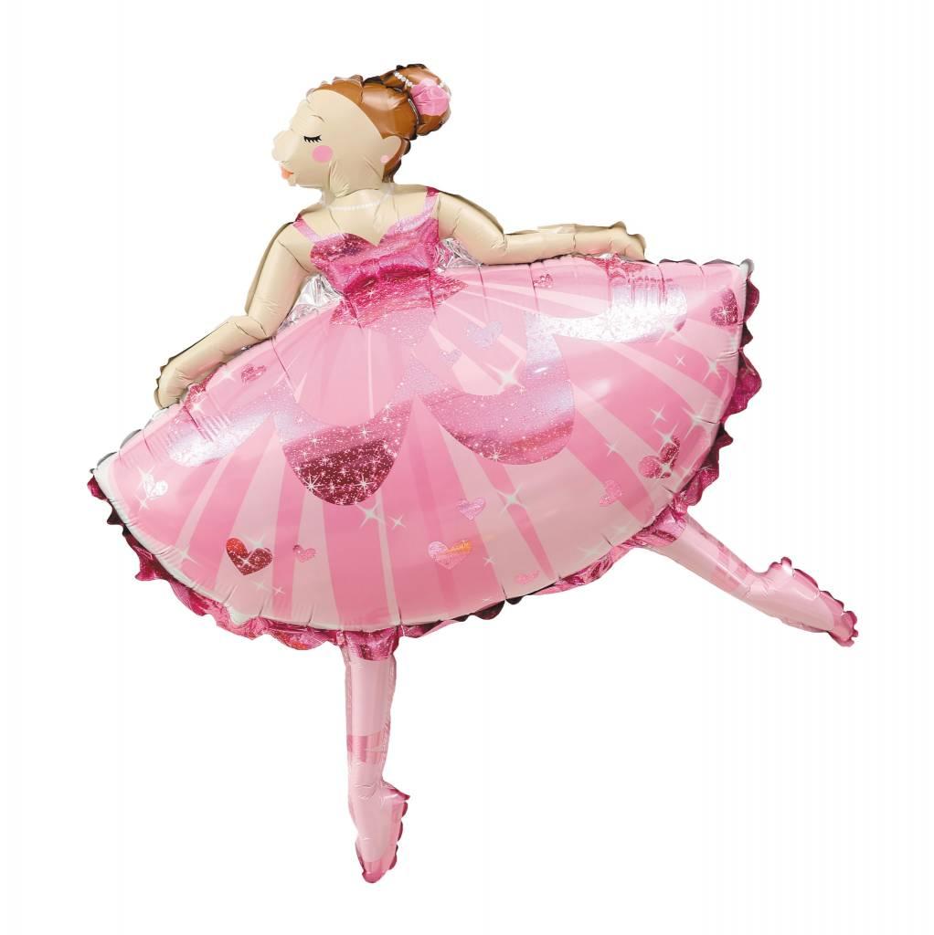 TP ballerina foil balloon 46 cm