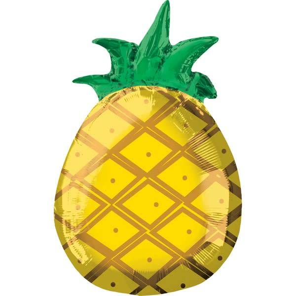SMP pineapple foil balloon 53cm