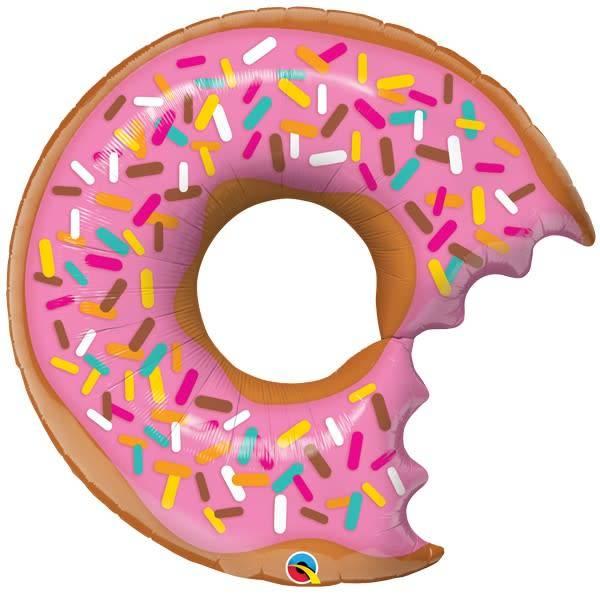SMP donut sprinkles foil balloon 90cm