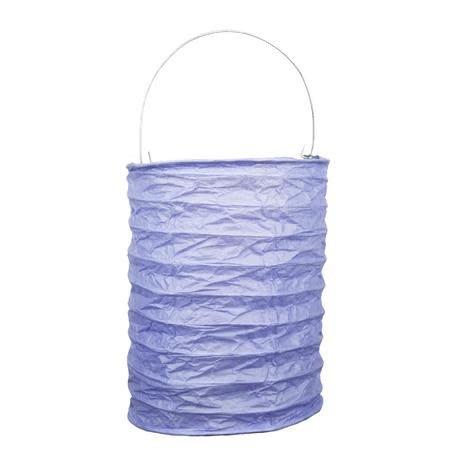 AF lampion lavender 13 x 20 cm ( flame resistent)