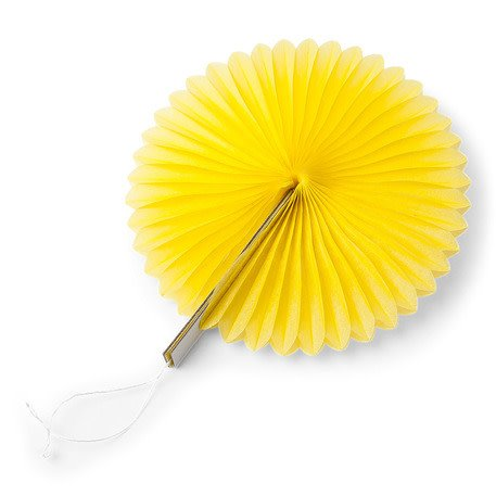 AF 8 mini pinwheels yellow 10 cm