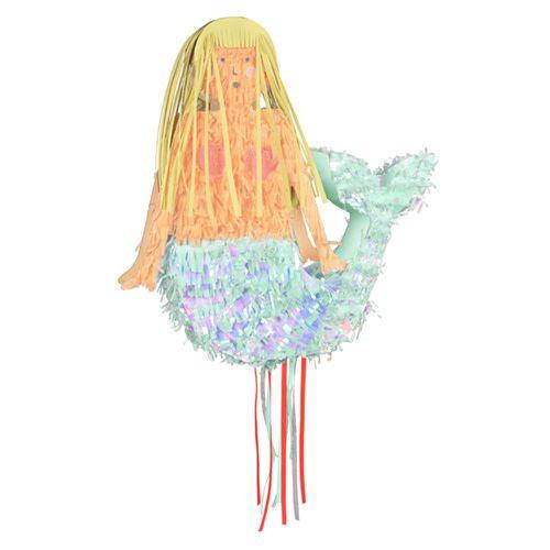 MERIMERI Mermaid piñata