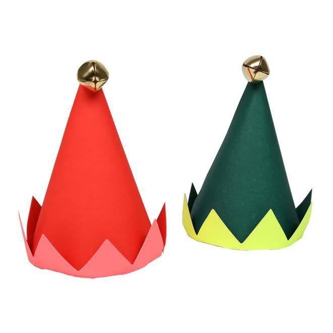 MERIMERI Elf mini party hats