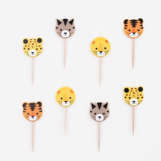 MY LITTLE DAY candles - mini felines