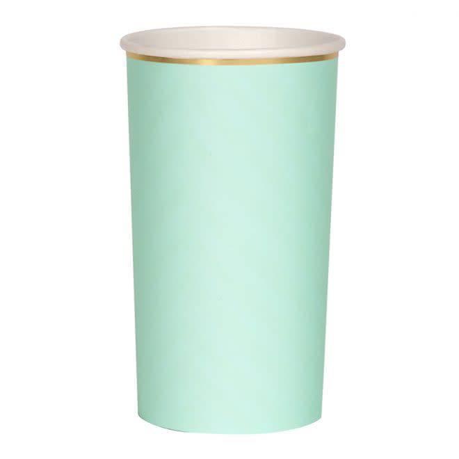 MERIMERI Mint highball cups