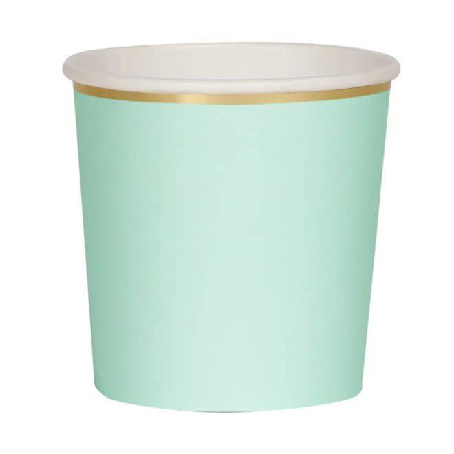 MERIMERI Mint tumbler cups