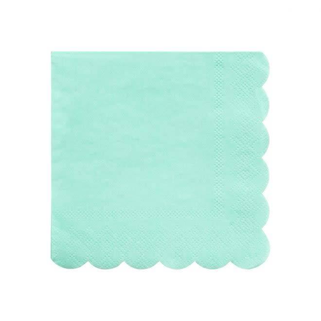 MERIMERI Mint napkins S