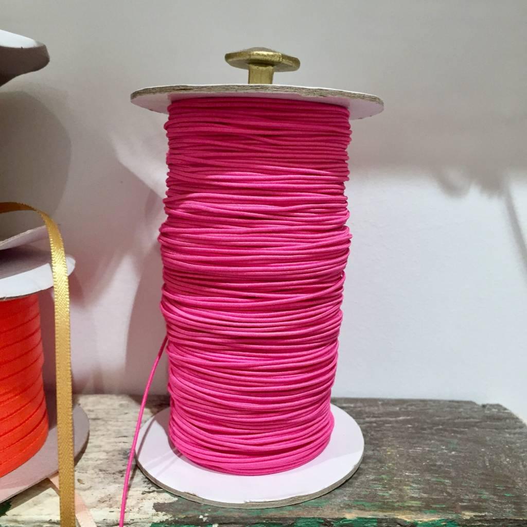 KD elastic band neon pink