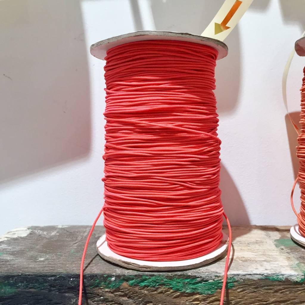 KD elastic band neon orange 1mm