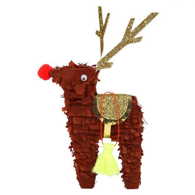 MERIMERI Reindeer piñata favor