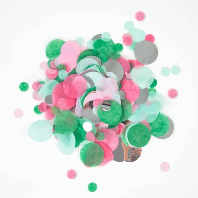 MY LITTLE DAY confetti sea punk