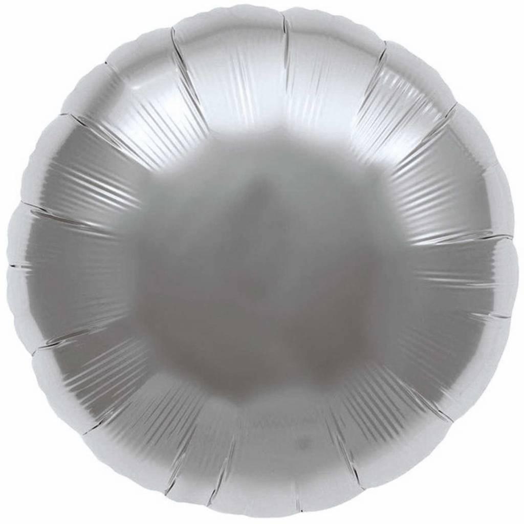RICO Silver foil balloon circle XL