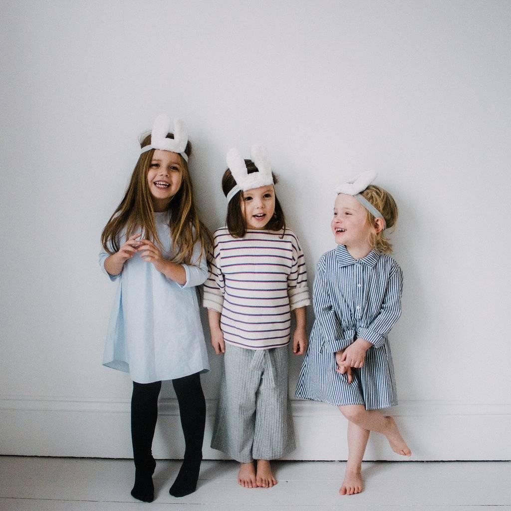 Mimi & Lula Furry bunny ears