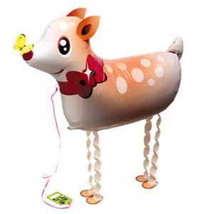 SBI walking foil balloon bambi deer 68 cm