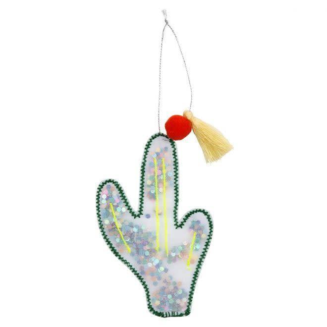 MERIMERI Cactus shaker decoration