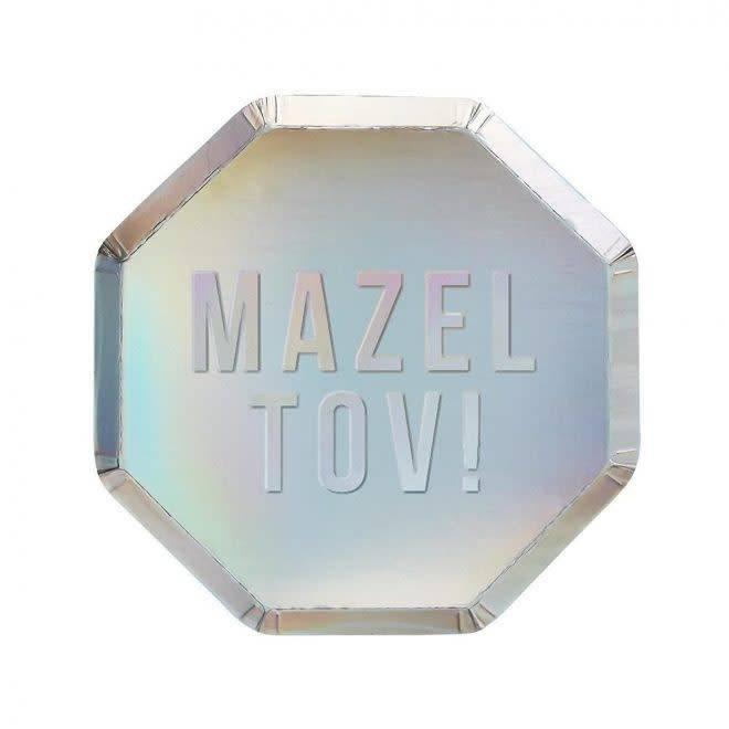 MERIMERI Mazel tov side plates