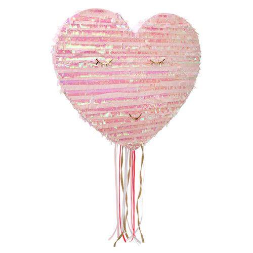 MERIMERI Heart piñata