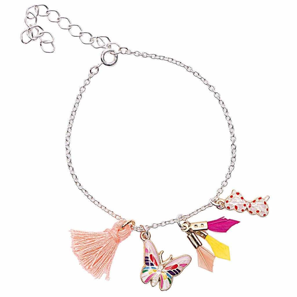 RICO FEATHER MIX, CANDY