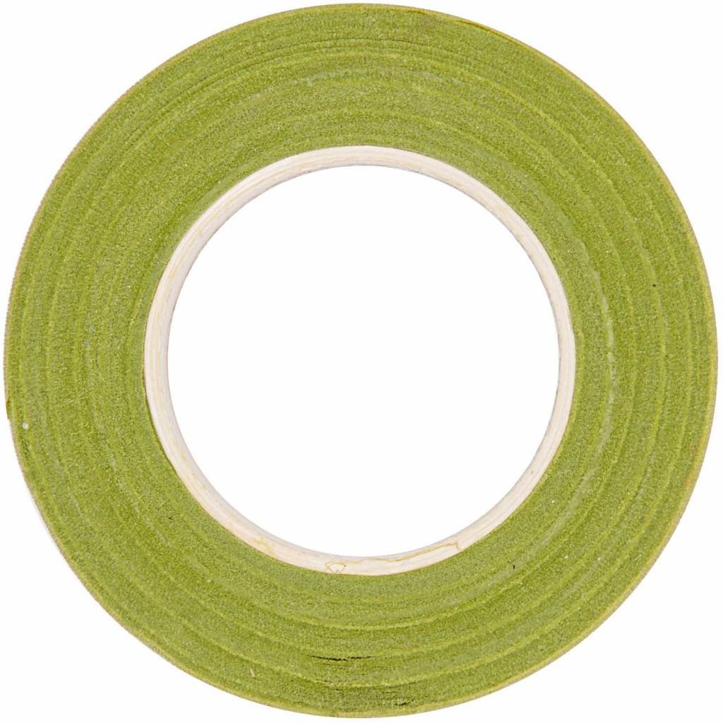 RICO FLORAL CREPE TAPE, LIGHT GREEN