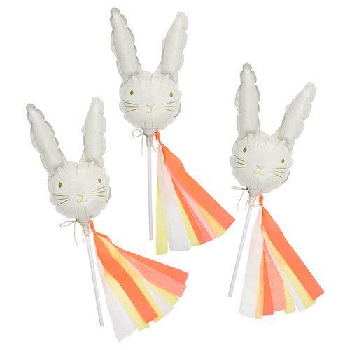 MERIMERI Mini bunny balloons