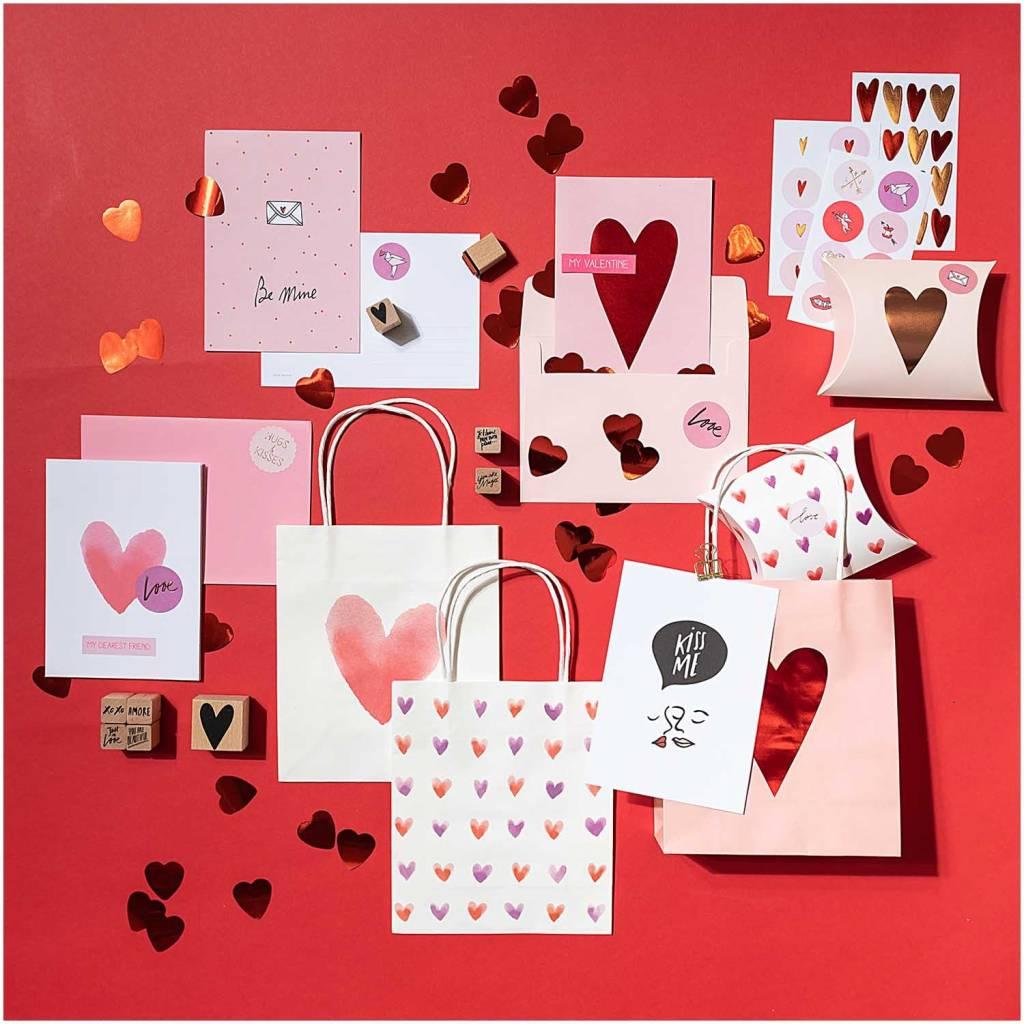 RICO GIFT BOXES,LOVE,HEARTS FSC MIX