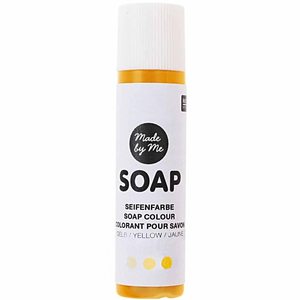 RICO SOAP COLOUR YELLOW