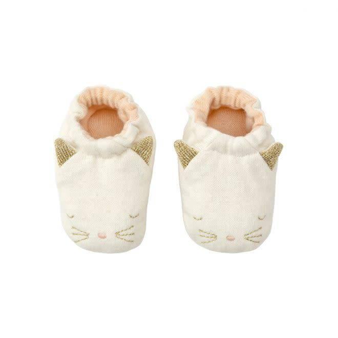 MERIMERI Cat baby booties