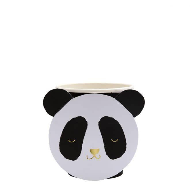 MERIMERI Panda cups