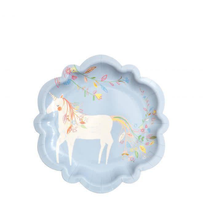 MERIMERI Magical princess plates S