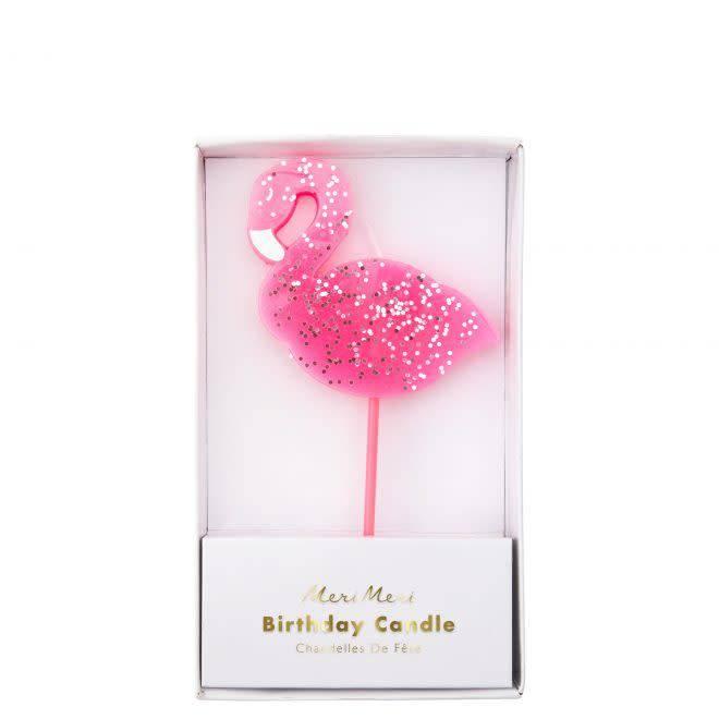 MERIMERI Flamingo candle