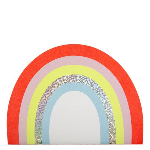 MERIMERI Rainbow sticker sketch book