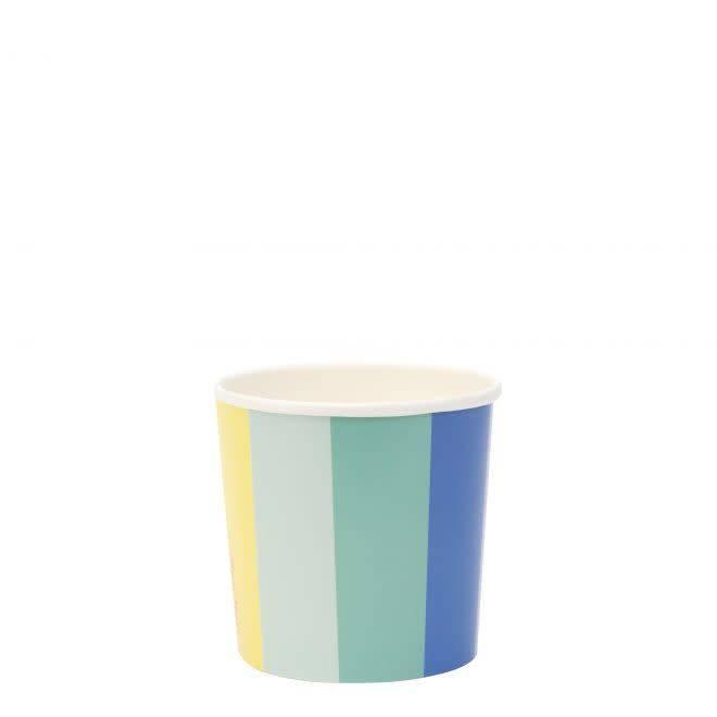 MERIMERI Color wheel tumbler cups