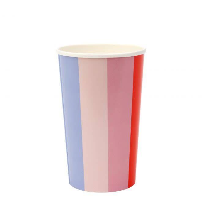 MERIMERI Color wheel highball cups