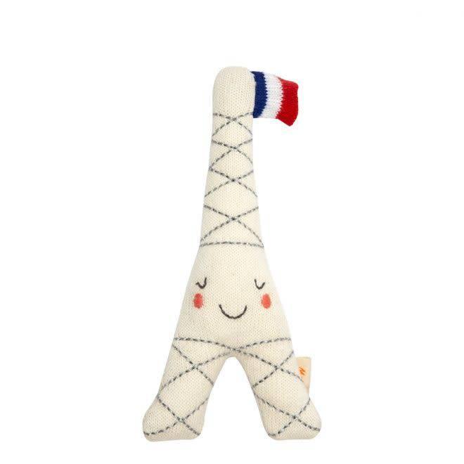 MERIMERI Eiffel tower rattle
