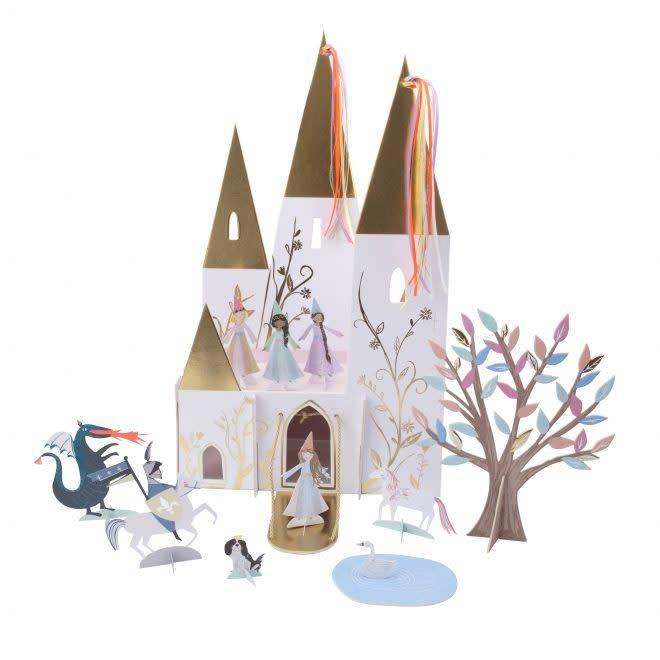 MERIMERI Magical princess centerpiece