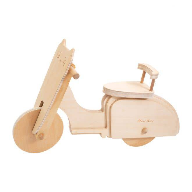 MERIMERI Cat scooter doll accessory