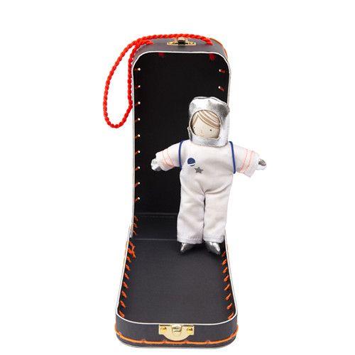 MERIMERI Mini astronaut suitcase