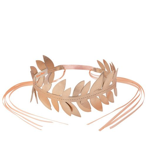 MERIMERI Laurel wreath crown